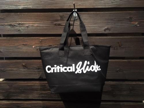 Critical Slide COOLER TOTE BAG Black DRG2005