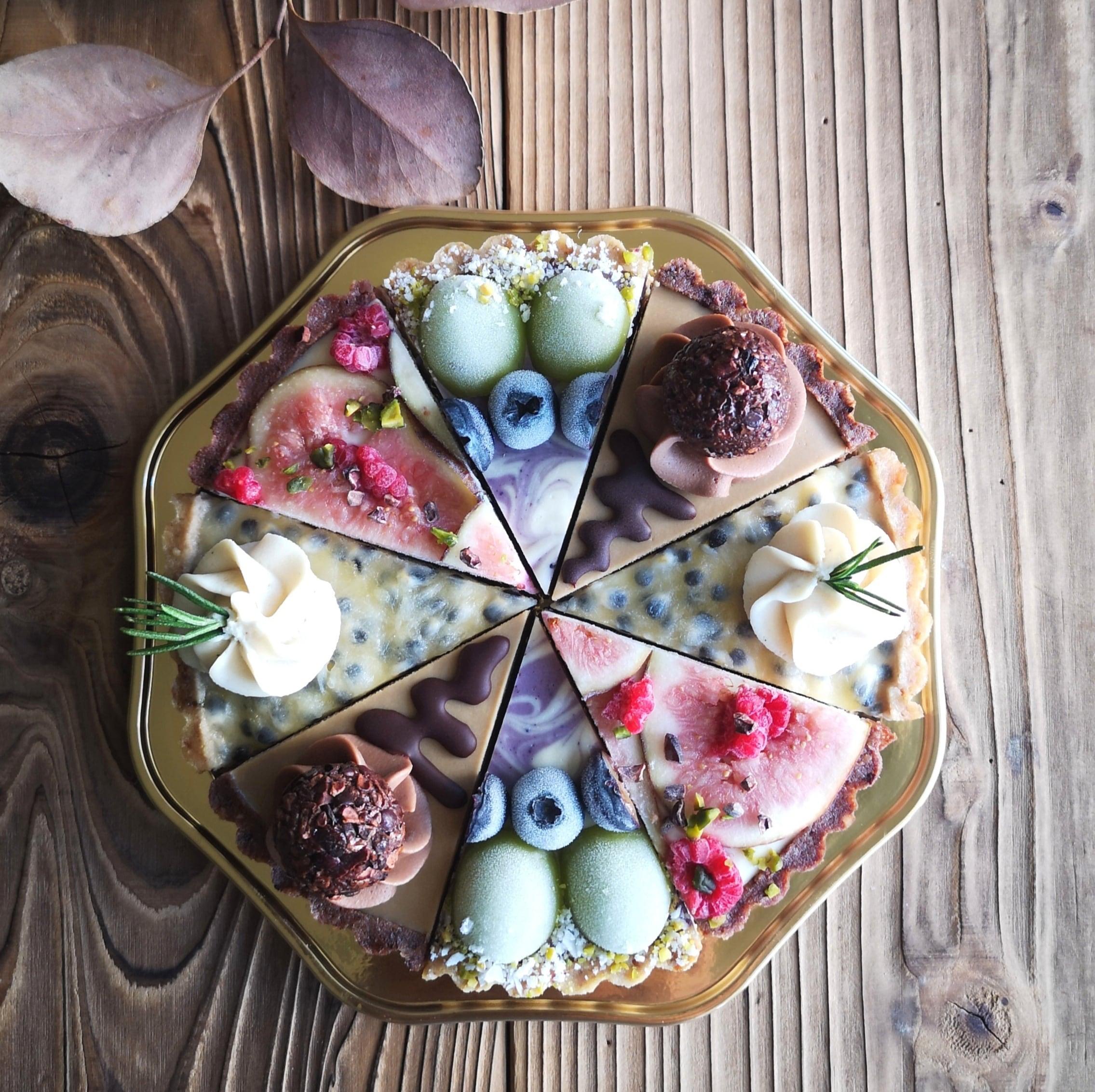 【ご予約のお客さま専用です】季節のローケーキアソートセット Vol.11
