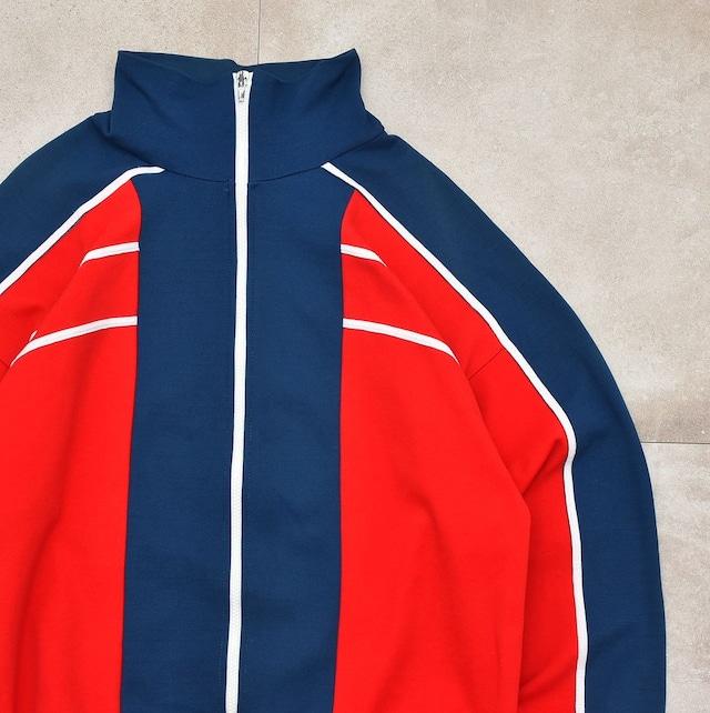 80sEur German vtg sieger'84 trcak jacket