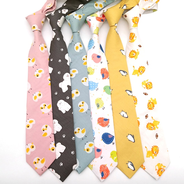 【小物】シンプルファッションキュートネクタイ43204562