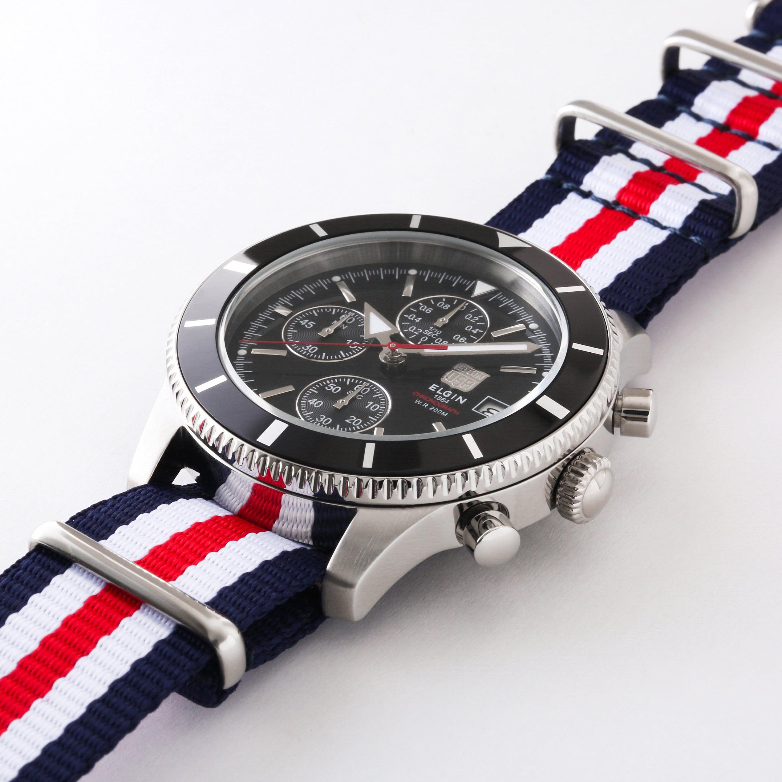 200M防水&機能的な腕時計|CB002