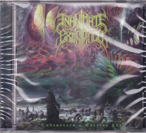 INANIMATE EXISTENCE 『Underneath a Melting Sky』
