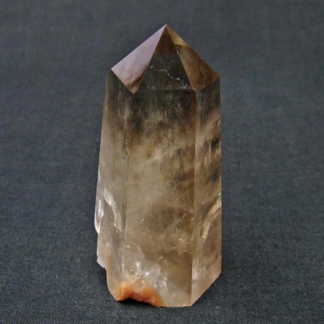 スモーキークォーツ 六角柱 煙水晶 142-1941
