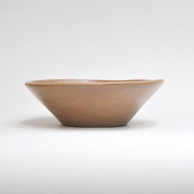 EREACHE エレアチェ 素焼き 茶 ボウルB 食器 メキシコ オアハカ No.7