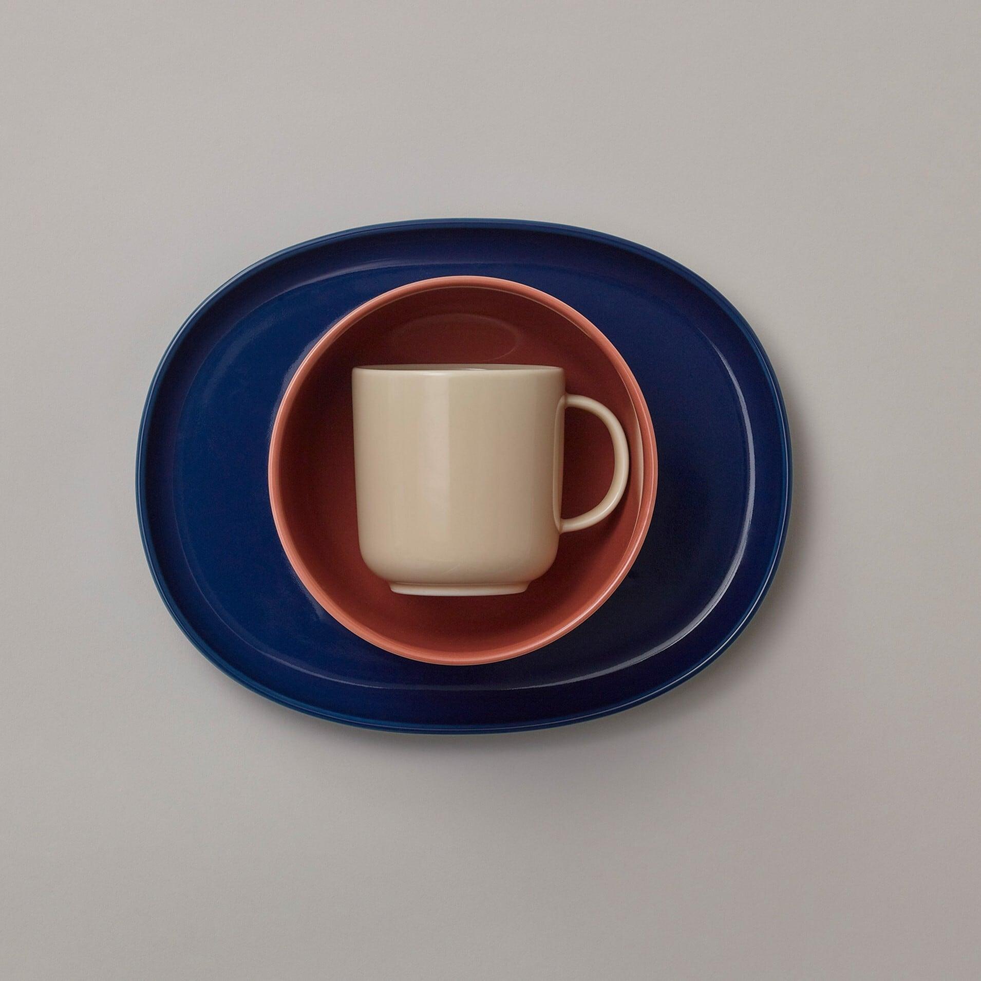 NUPPU(ヌップ) JUNIOR Tableware set (テーブルセット) Berry Smoothie (ベリースムージー)