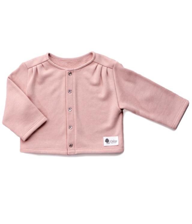 【ベビー服】カーディガン / ソフトピンク / 80サイズ