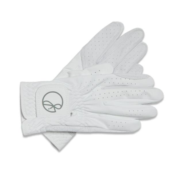 Basic sheep skin golf gloves(Gray)