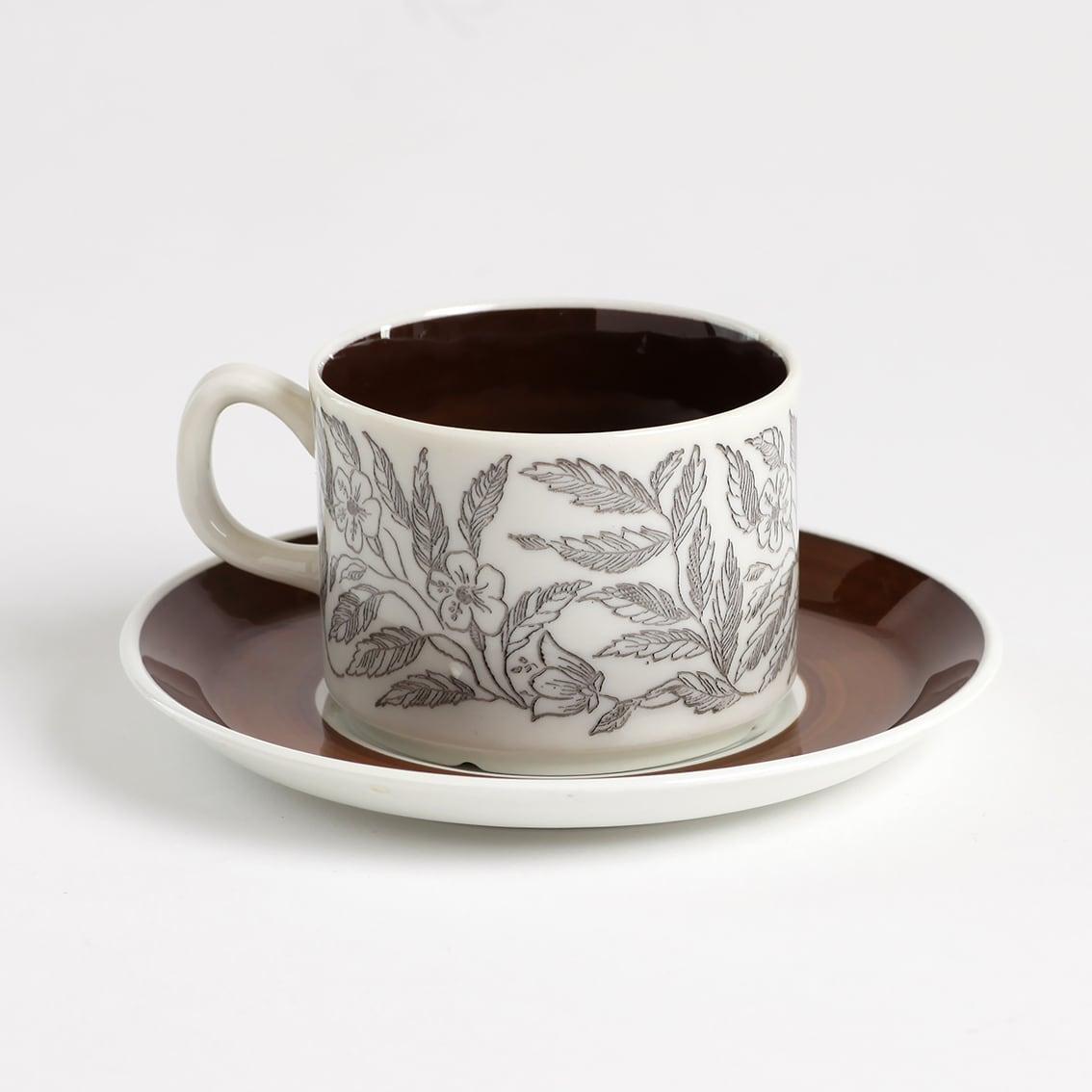 GEFLE ゲフレ Fontana フォンタナ コーヒーカップ&ソーサー - 6 北欧ヴィンテージ