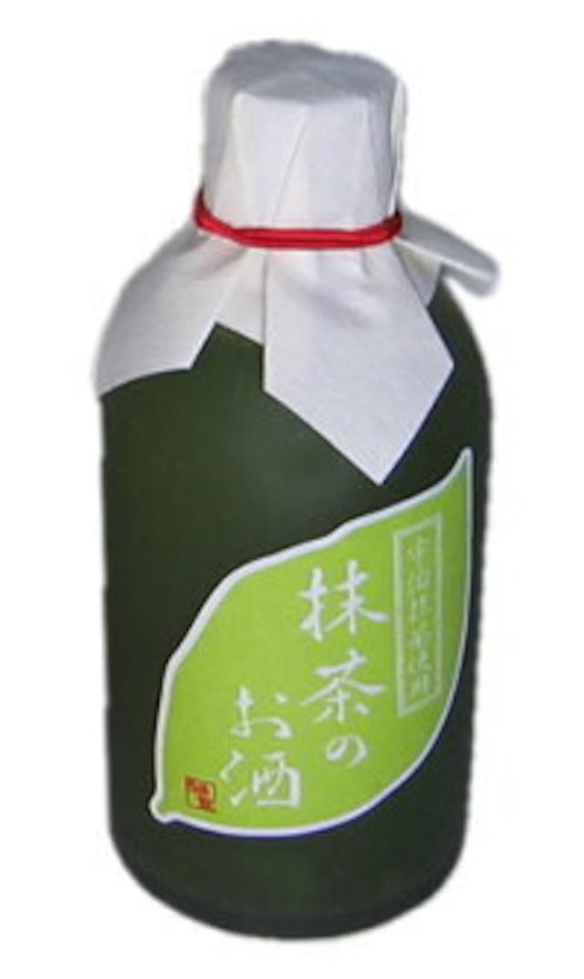 【山本本家】神聖 抹茶のお酒 300ml
