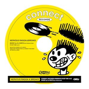 完全限定盤 DJ KENTA  STUDY MIX Vol.5 -NERVOUS RAGGA&BREAKS-