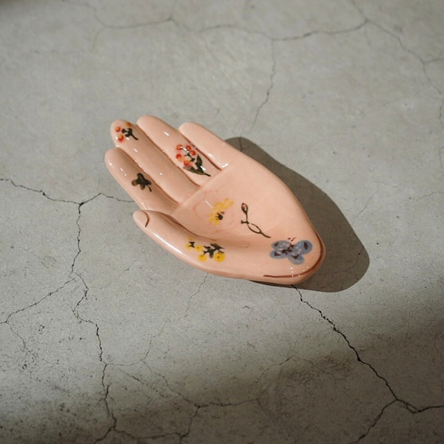 Hand Tray  Nathalie lete