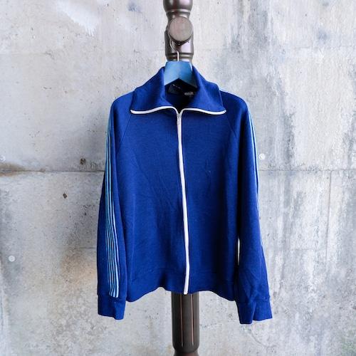 青いトラックジャケット-8