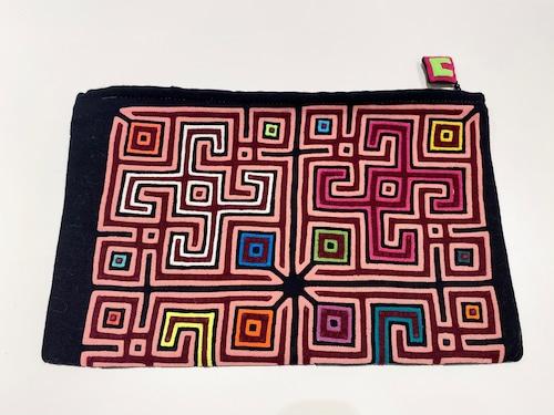 PITAYA Mola mini bag/clutch bag