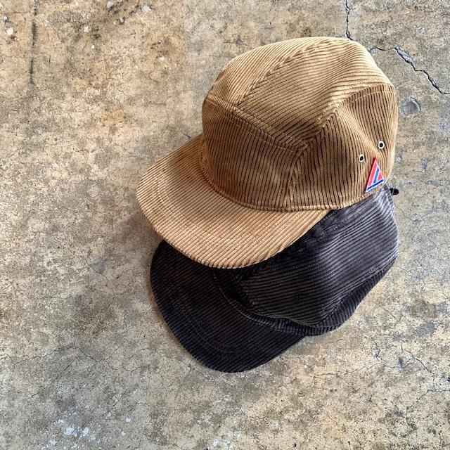 JET LOGO CAP CORDUROY