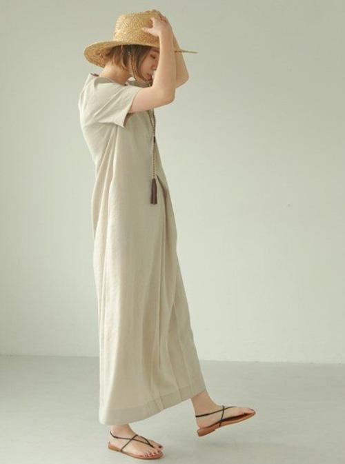 TODAYFUL /トゥデイフル  Halfsleeve Tuck Dress 12110332