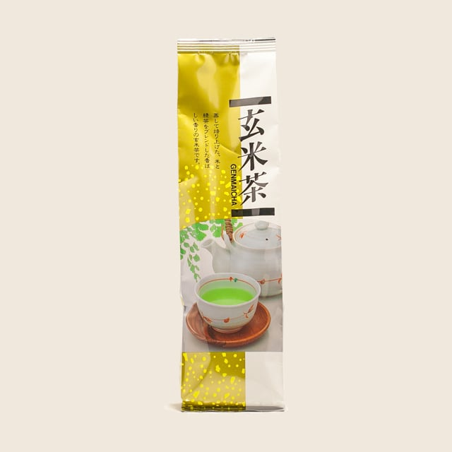玄米茶 (200g)