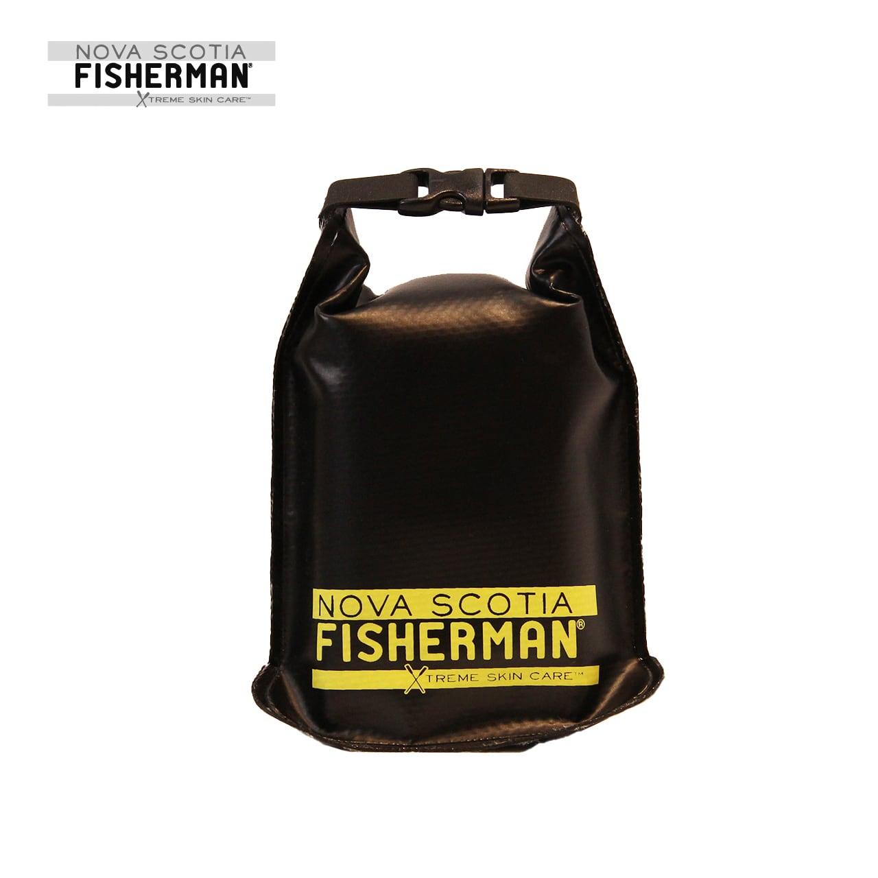 NOVA SCOTIA FISHERMAN  SOAP BAG