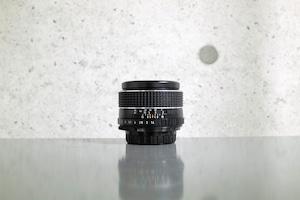 PENTAX SMC TAKUMAR 50mm F1.4
