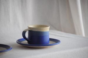 Cup and Saucer 知山陶苑 美濃焼