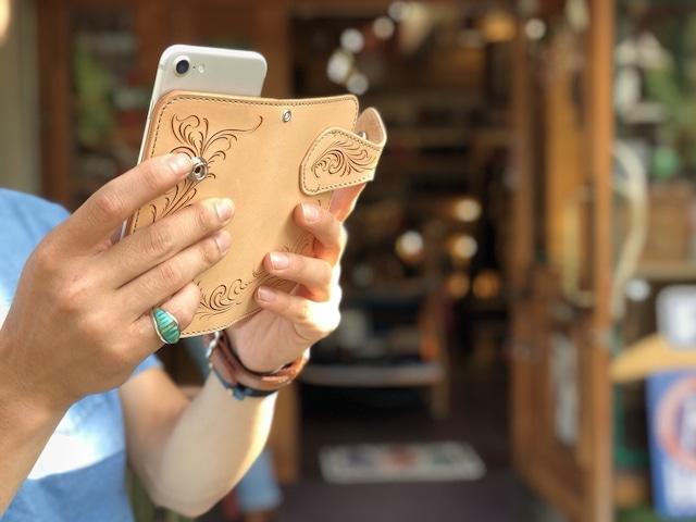 携帯電話カバー アイレスト#6 フリースタイル フリーカット