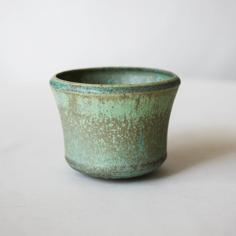 Cylinder Pot(Nostalgia Green)※XS