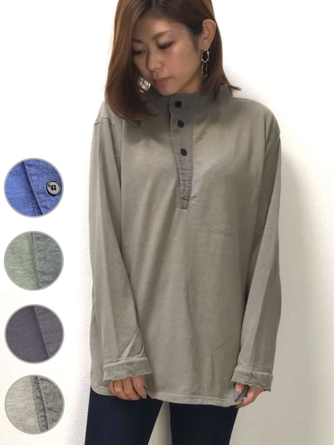 【CLASSICHARVEST】アーミーTシャツ