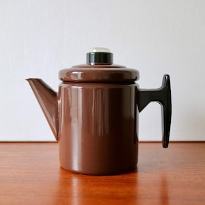 [SOLD OUT] Finel フィネル / Pikku Pehtoori コーヒーポット S ブラウン