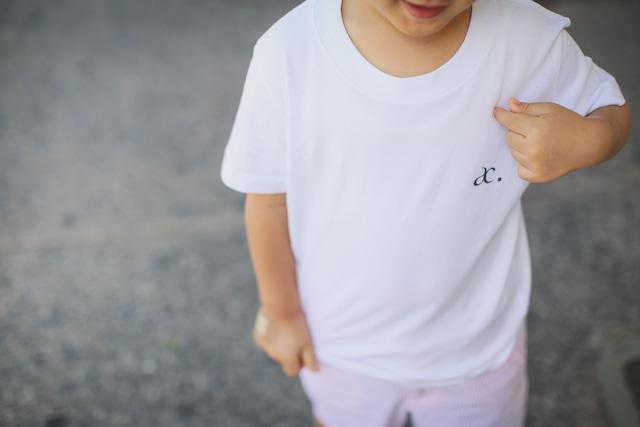 LOVE08 Tシャツ 子どもキッズ用 [KNIToDayデザイナー特別商品]