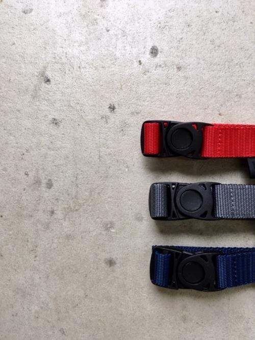 "Bagjack / Nylon belt ""25mm"""
