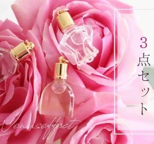 麗しの薔薇遣い3点セット