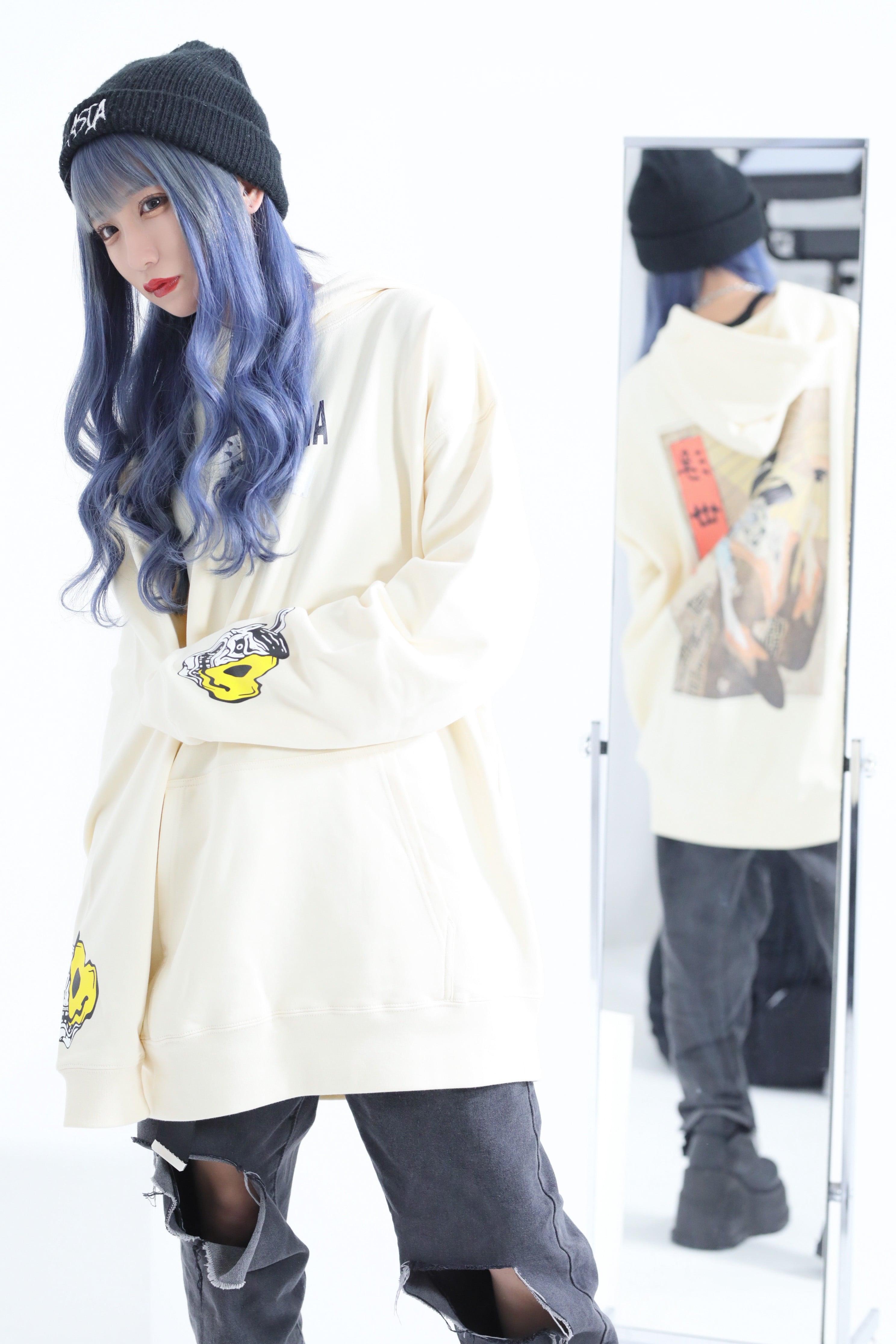 浮世映 hoodie