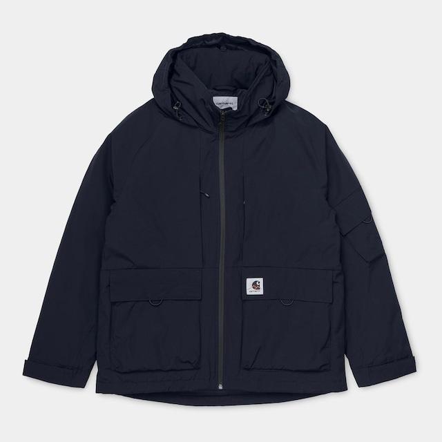 Carhartt Bode Jacket Dark Navy  M