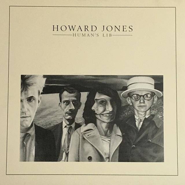 【LP・米盤】Howard Jones / Human's Lib