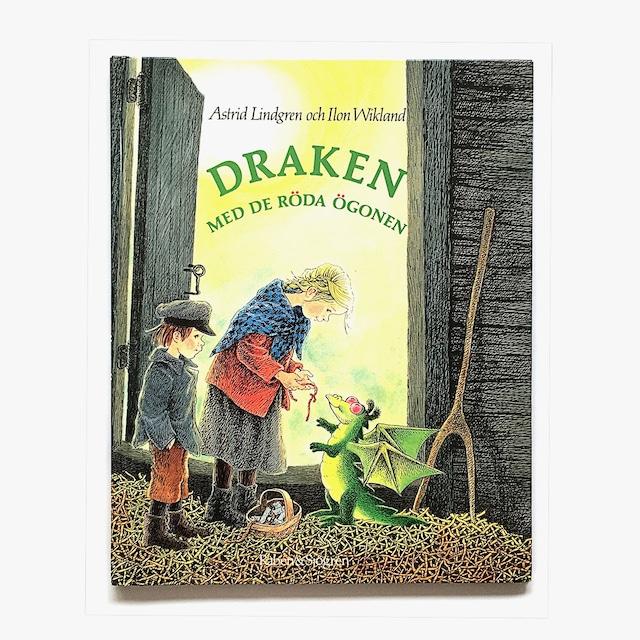 アストリッド・リンドグレーン「Draken med de röda ögonen(赤い目のドラゴン)」《1994-01》