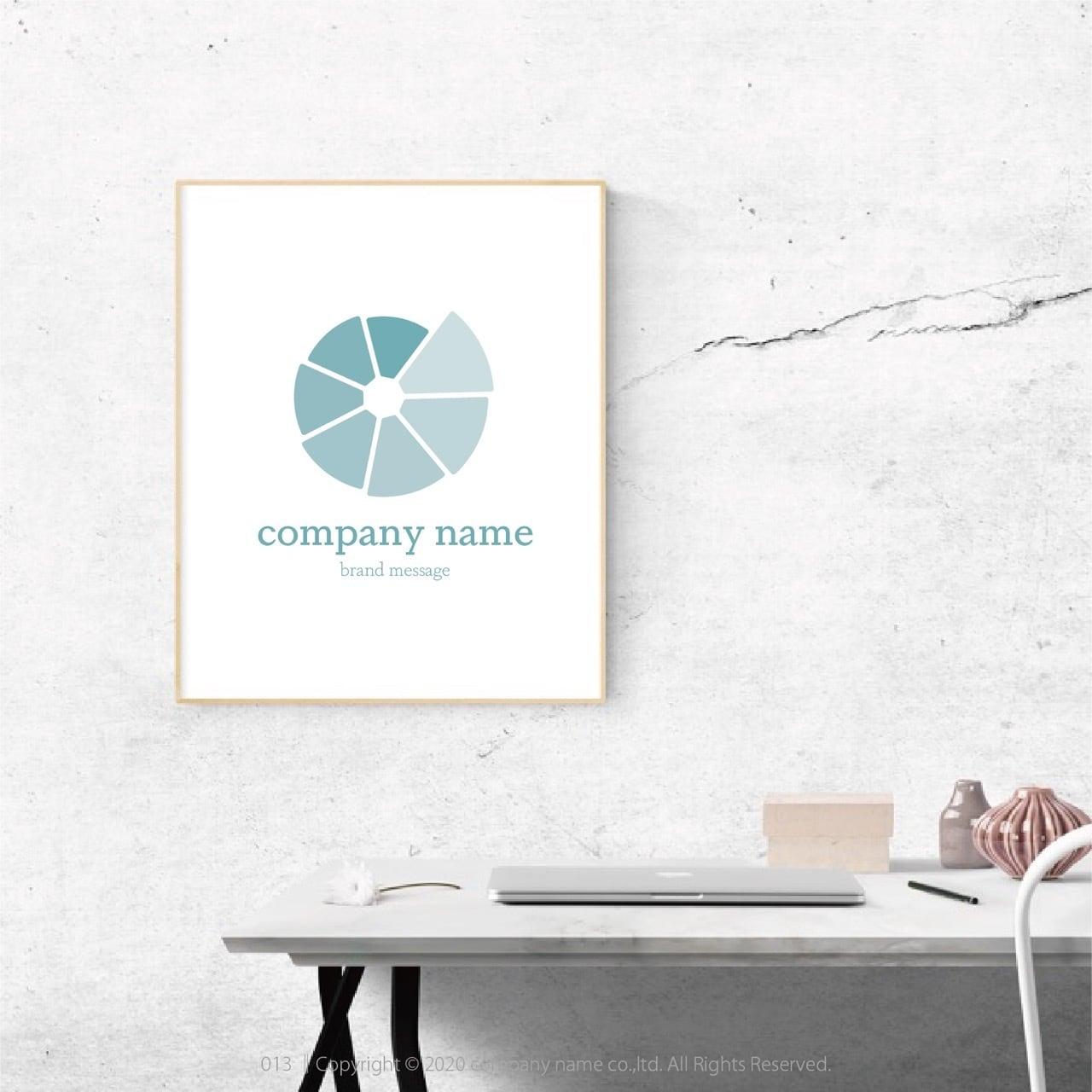 Brand Logo Mark :013