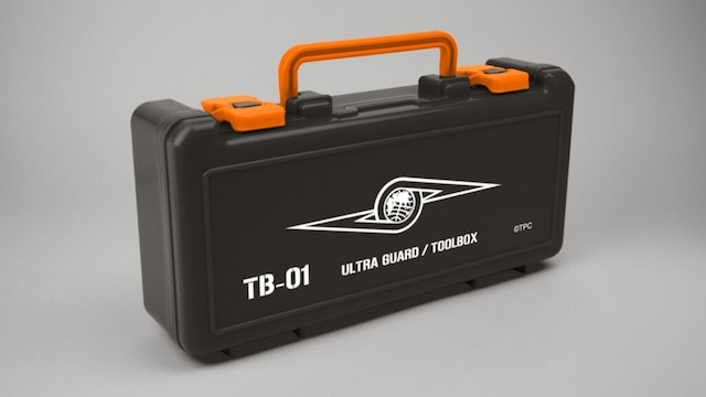 ウルトラセブン ウルトラ警備隊ツールボックス  / グルーヴガレージ