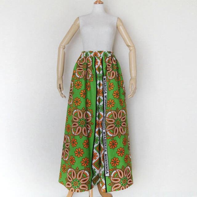 カンガのガウチョパンツ|アフリカ布 パンツ / カンガパンツ