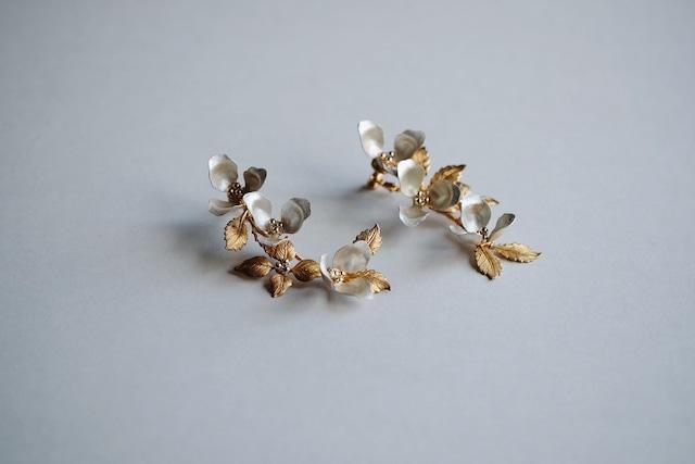 Bridal Earring・vintage・2015/sale