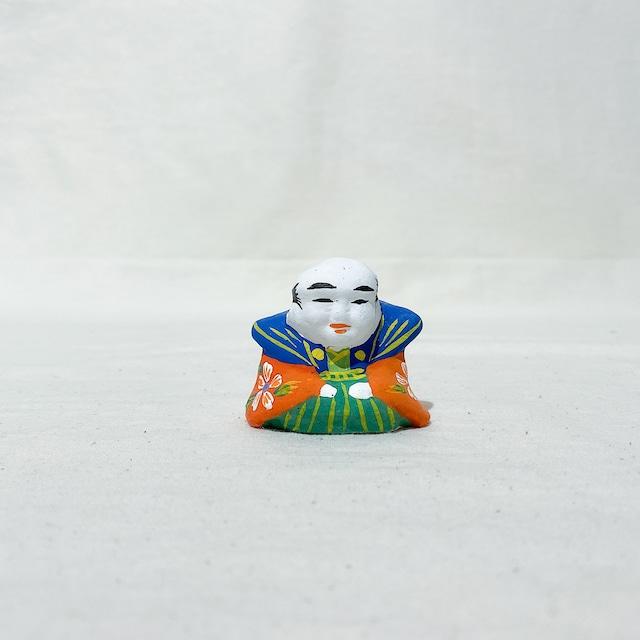 花巻人形 豆っこ人形|福助