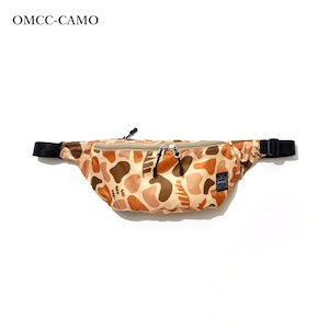 Packable Fanny Pack OR - Ripstop Nylon OMCC-CAMO (カモ) [OMC-PF0003]