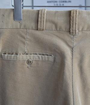VINTAGE 70s BIG MAC CORDUROY PANTS