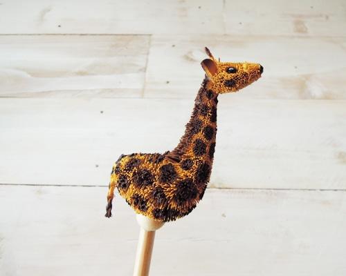 アニマル鉛筆 キリン