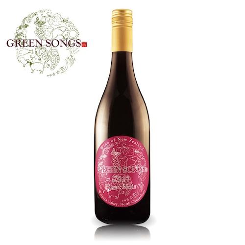 Green Songs Pinot Noir 2018 / グリーンソングス ピノノワール