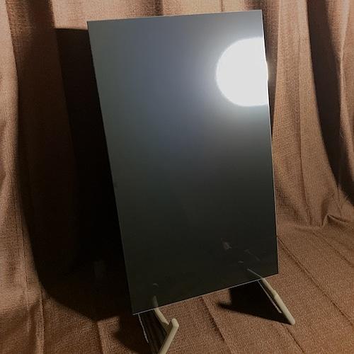 ピックガード用板材 黒