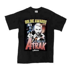 """ANSWER COLLECTION / GOLDIE AWORDS """"MR REAL DJ"""" TEE"""