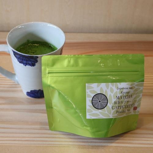 流々亭の抹茶カプチーノ【おうちcafe】120g詰