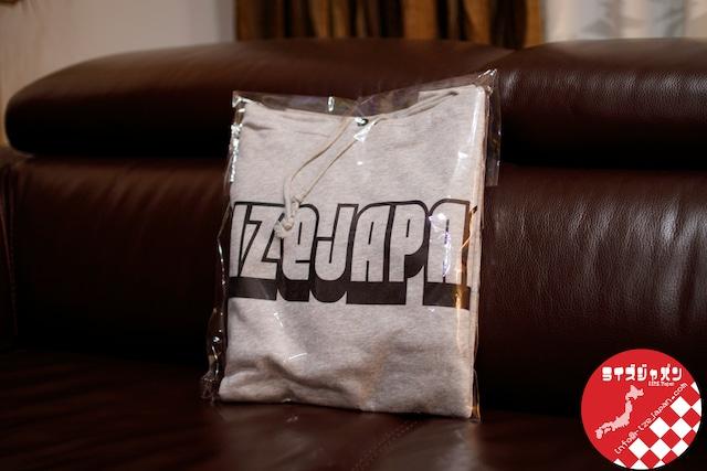 RIZE JAPAN  オリジナルパーカー / Orinal Hoodie