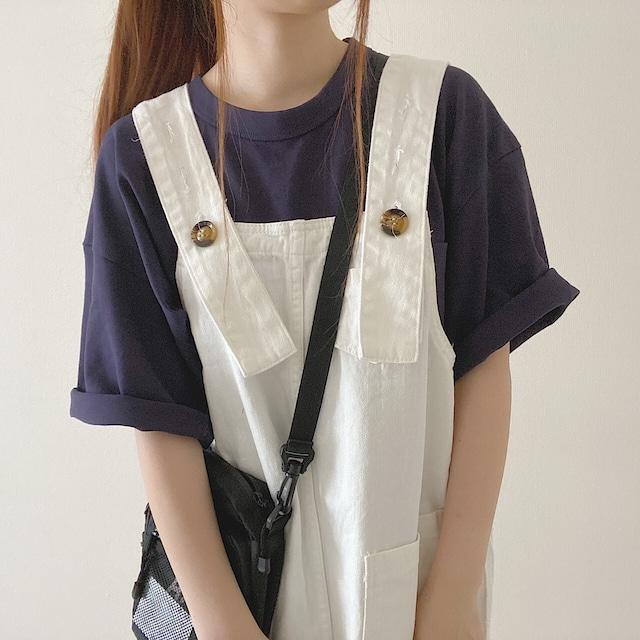 white jumper skirt[6/17n-35]