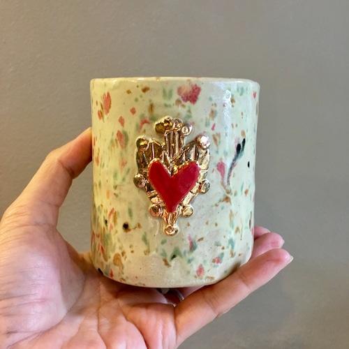 Koyomi Yanagimoto heart花瓶