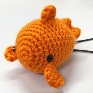 きんぎょ オレンジ チョークボール